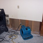 water and flood damage restoration