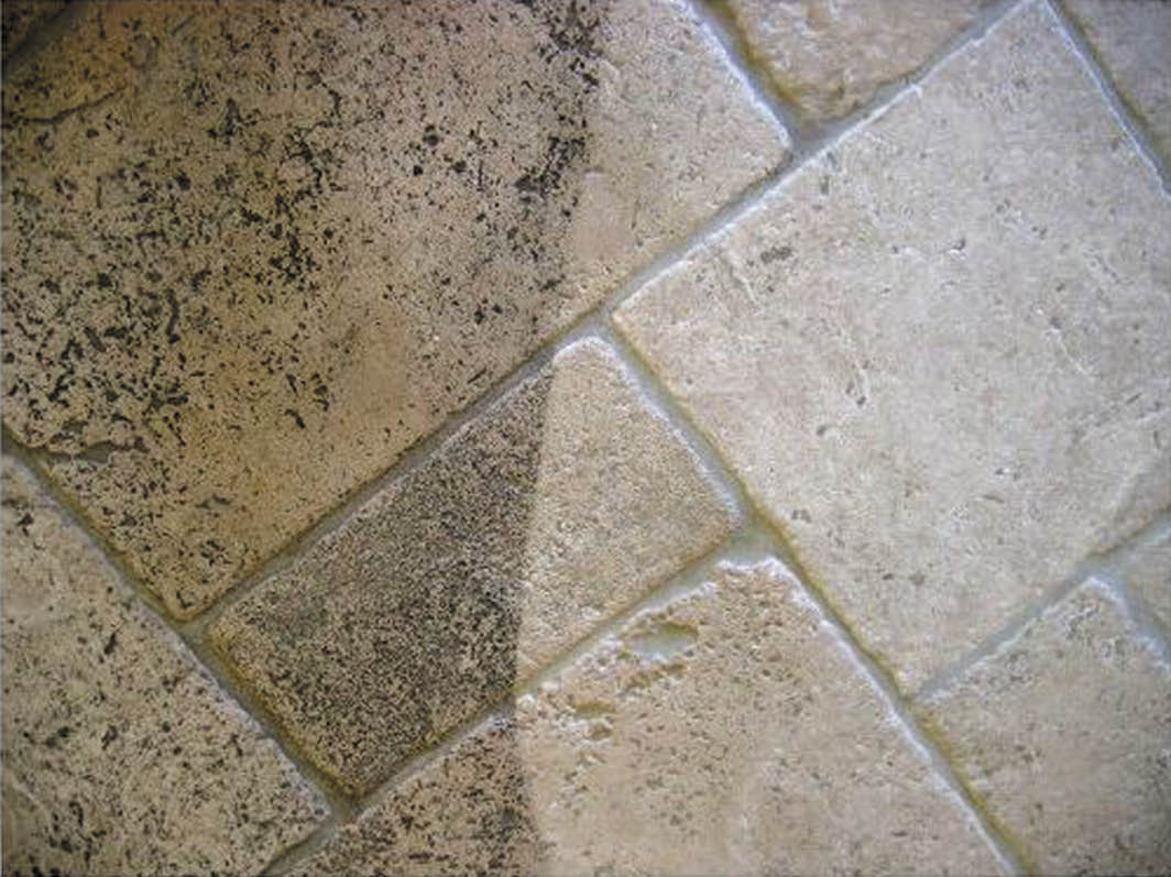 Tile Cleaning Restorative Cleaning And Grout Detailing - Cleaning grout off porcelain tile